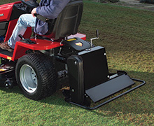 Powered Scarifier