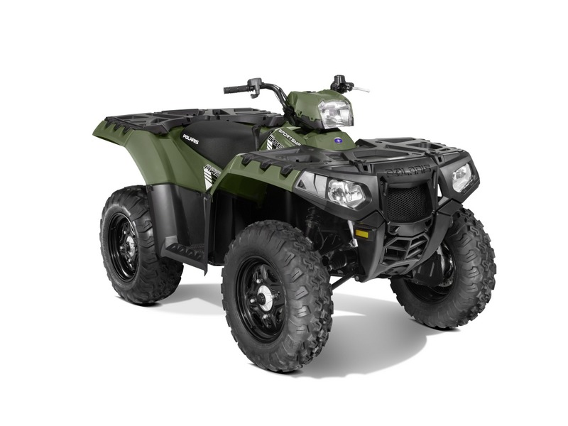 Polaris SPORTSMAN 550 HD