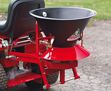 Powered Broadcast Spreader